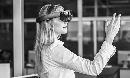 Augmented Reality und Virtual Reality